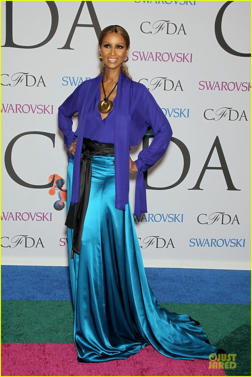 anne v naomi campbell face cfda awards 2014 08