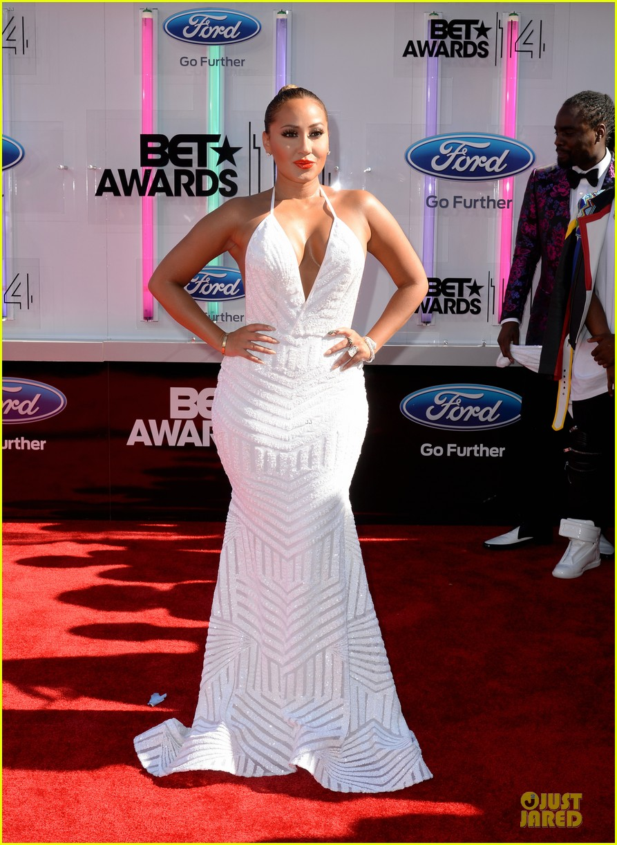 ashanti pia mia bet awards 2014 10