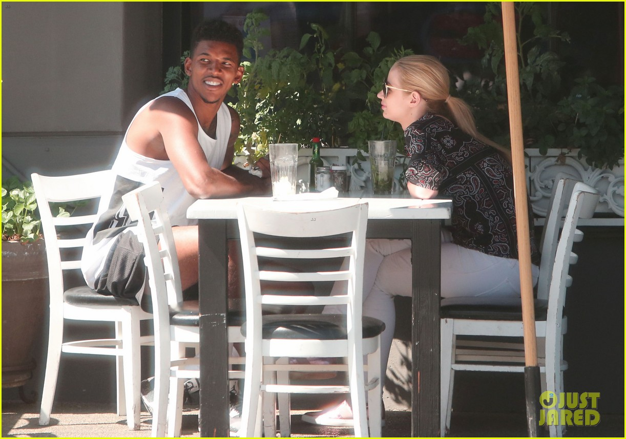 iggy azalea boyfriend nick young are one cute couple lunch 25