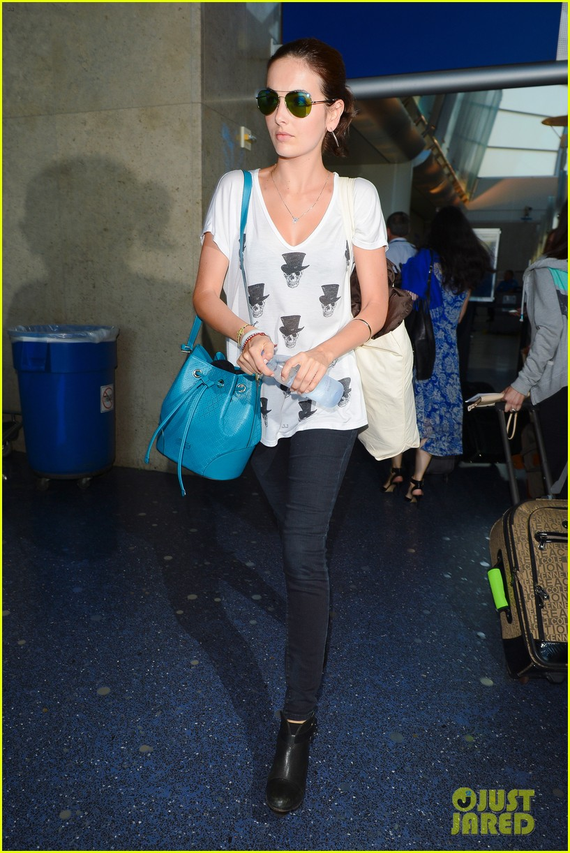 camilla belle heads home after her south american tour 063129313