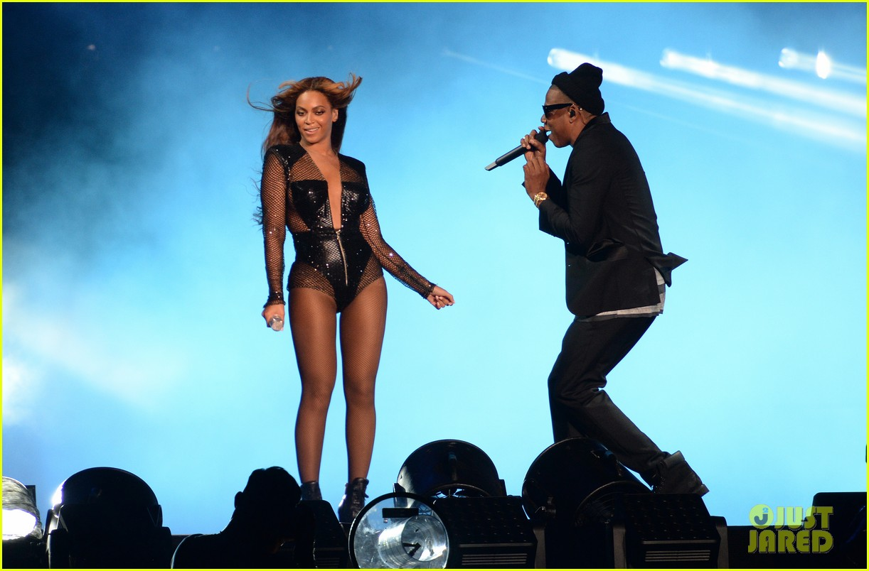 Beyonce Jay Z On The Run Tour Full