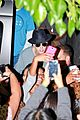 justin bieber supports chris brown at skating fundraiser 07