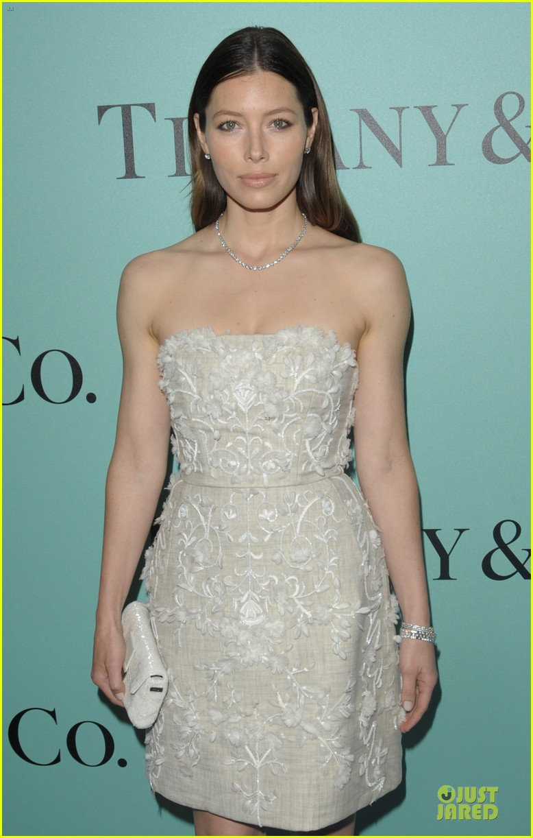 jessica biel hilary swank tiffany co store launch 023132558