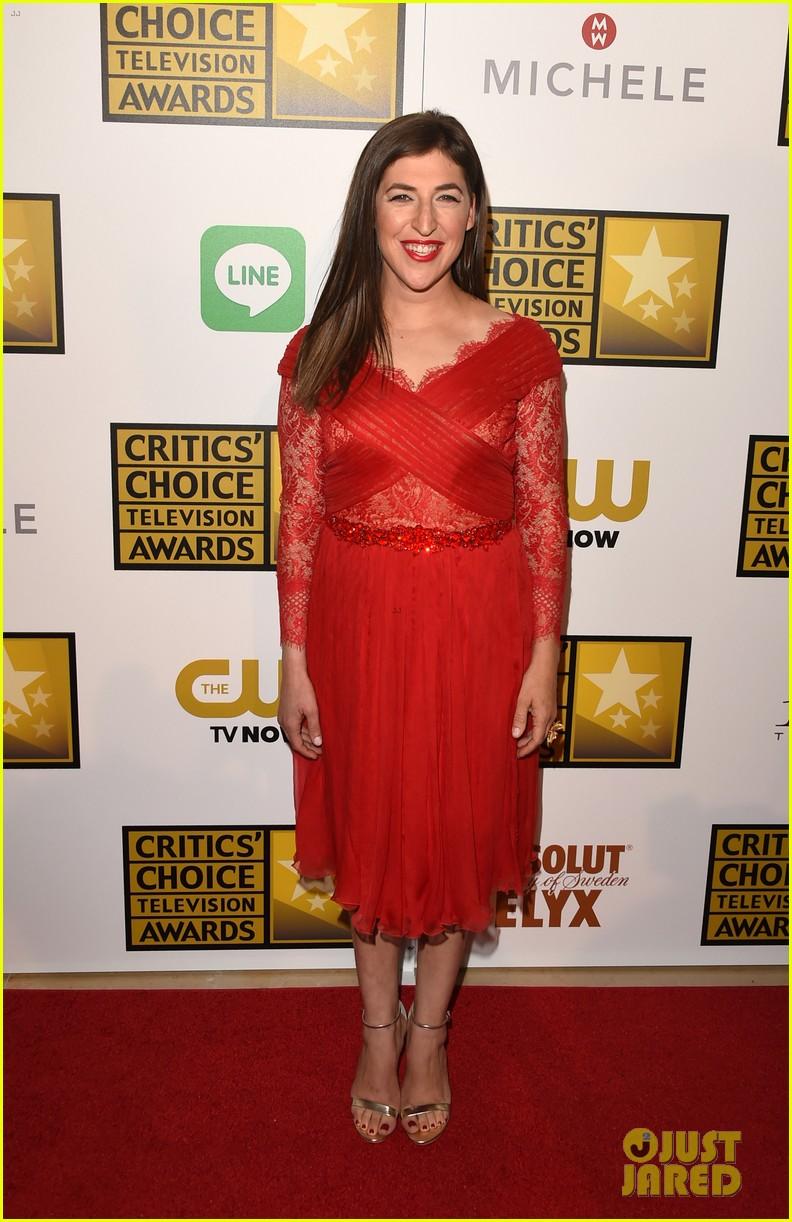 big bang theory critics choice tv awards 113139506