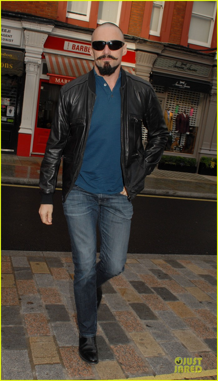 orlando bloom hugh jackman star power to chiltern firehouse 07