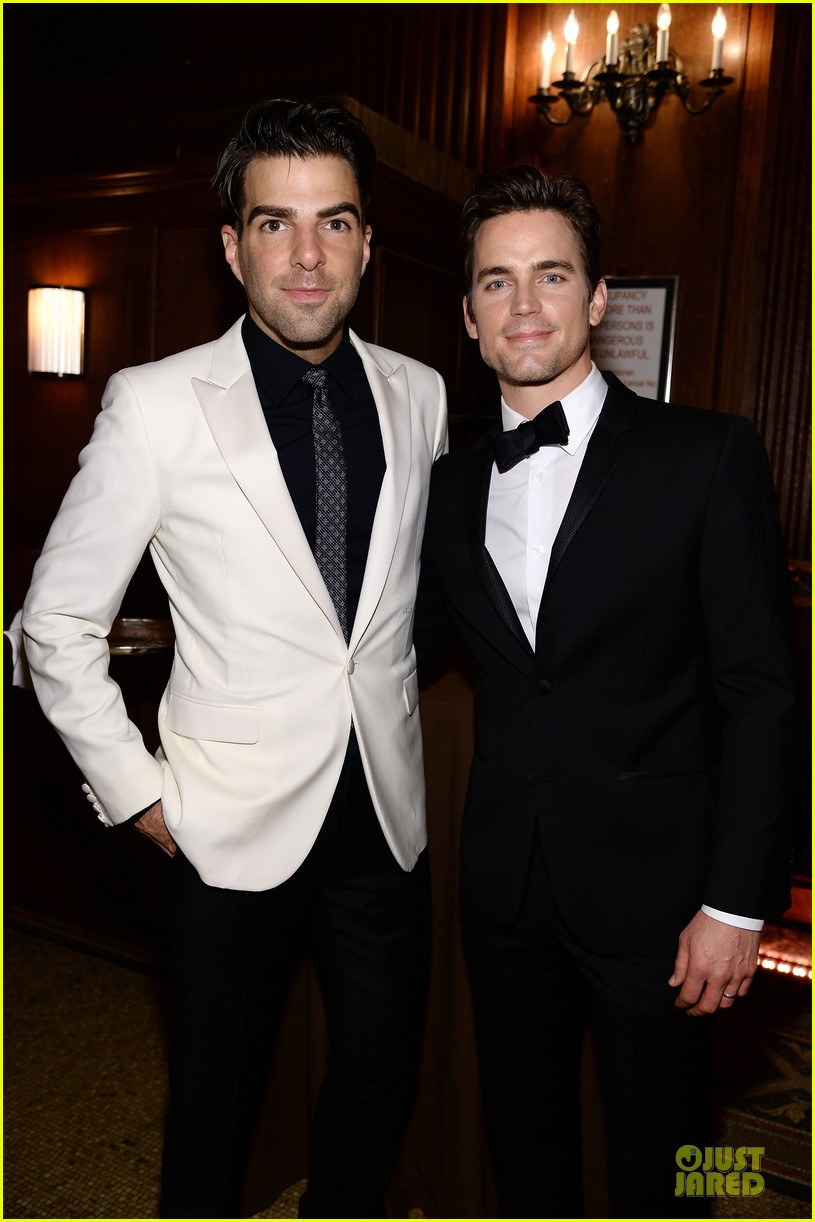 matt bomer zachary quinto meet at amfar inspiration gala 023132699