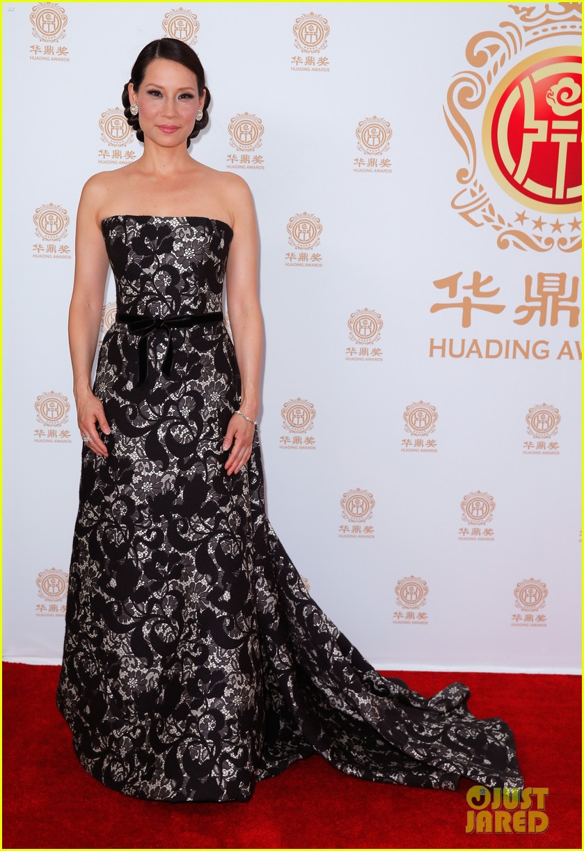 jordana brewster tyrese accept award at huading film awards 2014 053126216
