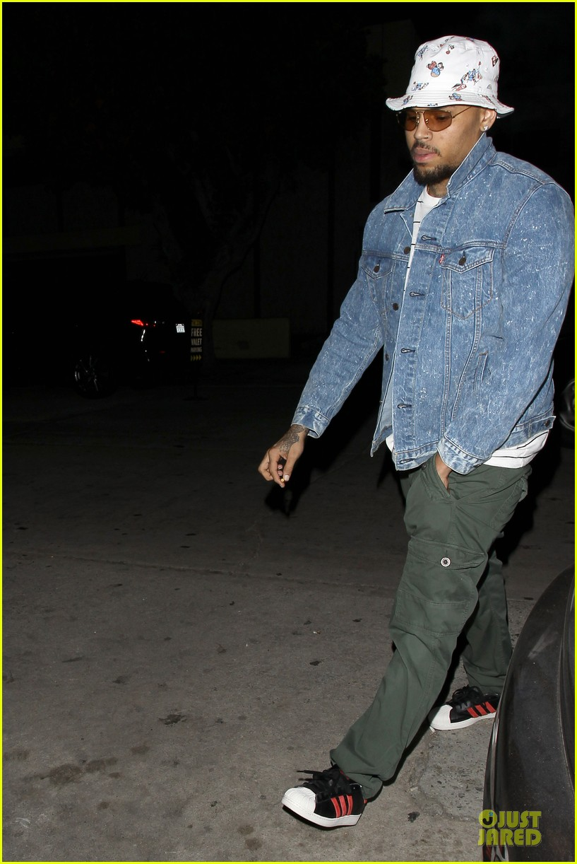 chris brown recording new songs after jail release 093130356