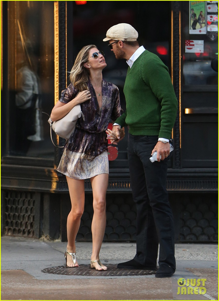 gisele bundchen pda new york 05