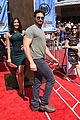 gerard butler kit harington how to train your dragon 2 premiere 16