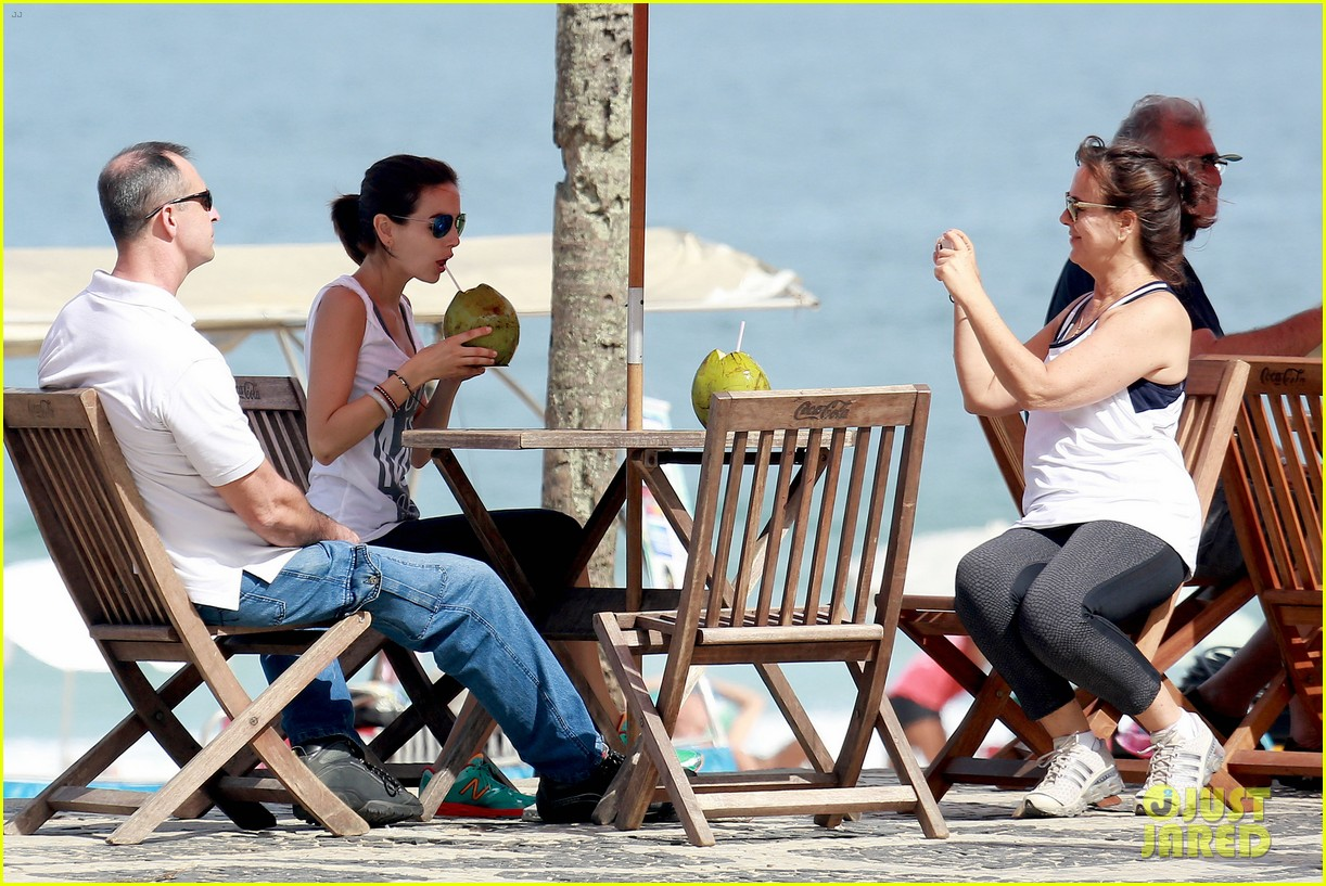 camilla belle coconut ipanema beach rio 223125880