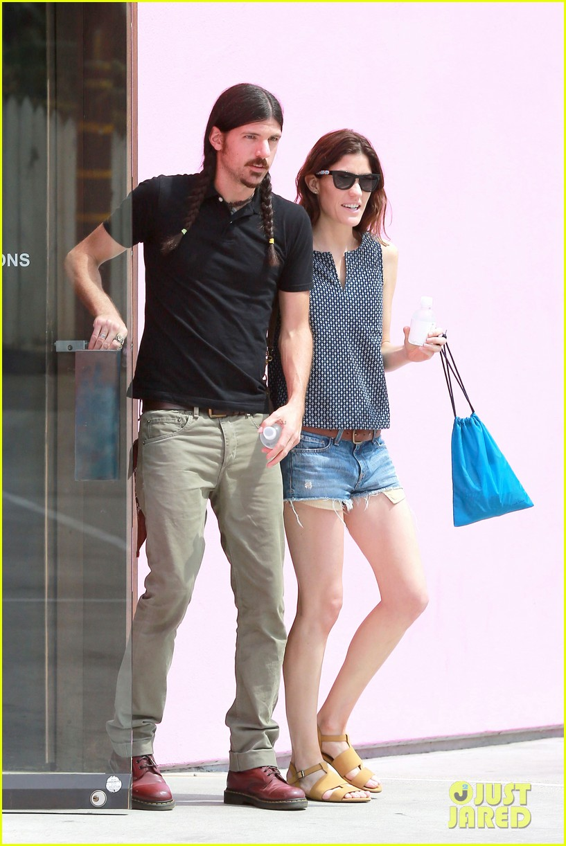 jennifer carpenter steps out with boyfriend seth avett 043144474