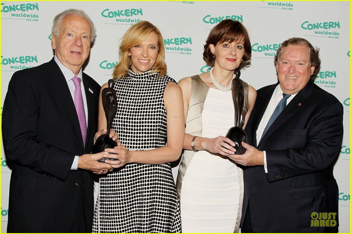 toni collette gets honored at women of concern awards 12