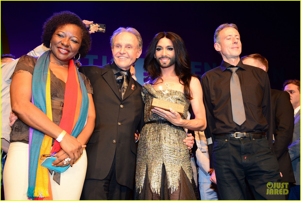 conchita wurst christopher street day gala 19
