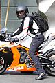 bradley cooper goes incognito in his motorcycle gear 24