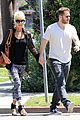 josh dallas holds his moms hand after baby oliver birth 03