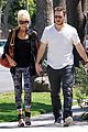 josh dallas holds his moms hand after baby oliver birth 06