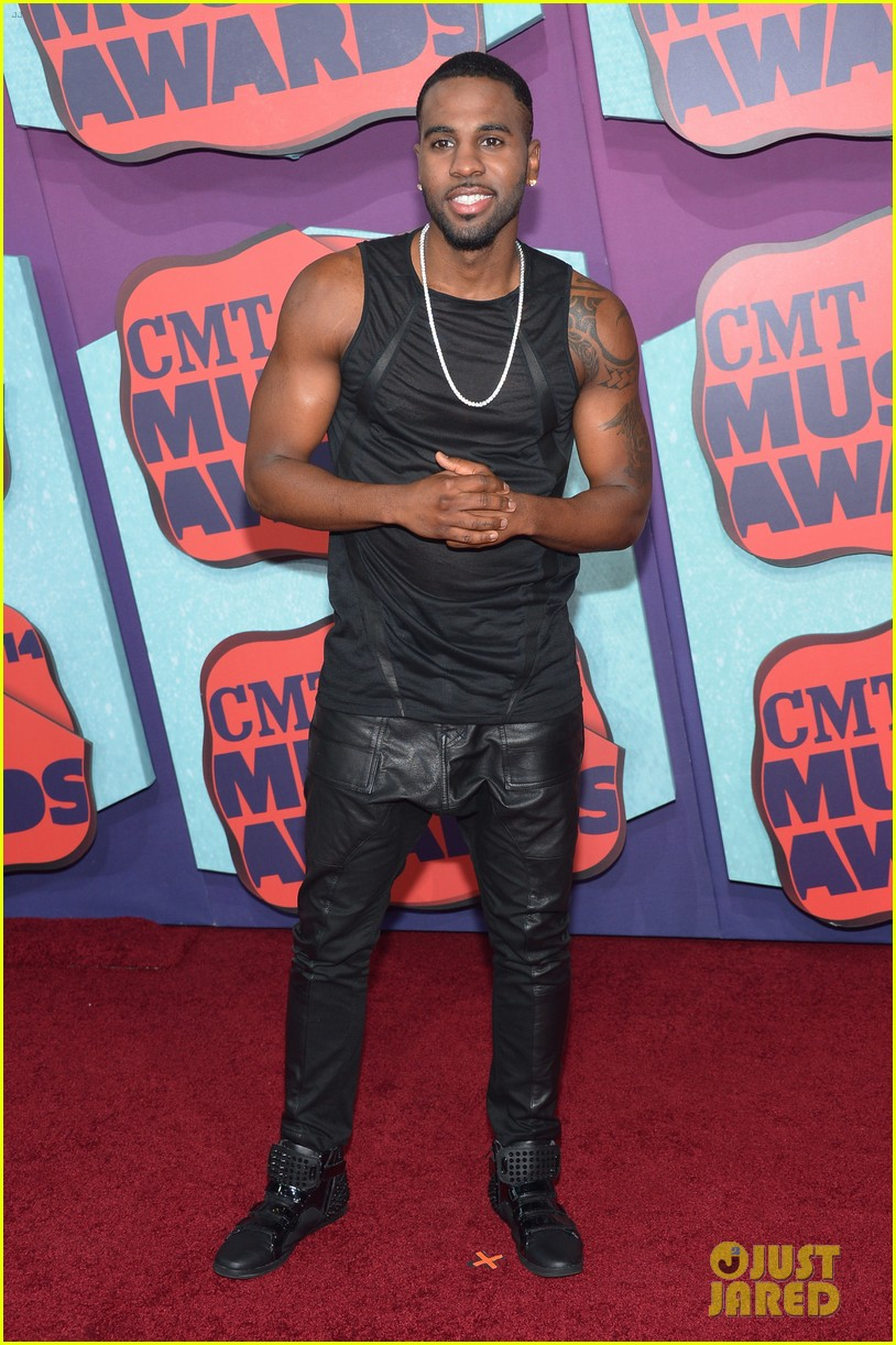 jason derulo cmt music awards 2014 01