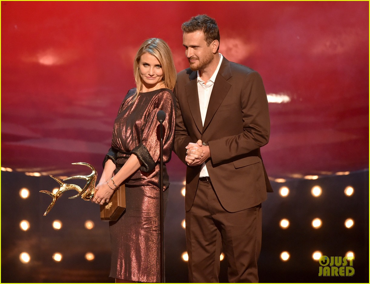 cameron diaz jason segel guys choice awards 2014 02