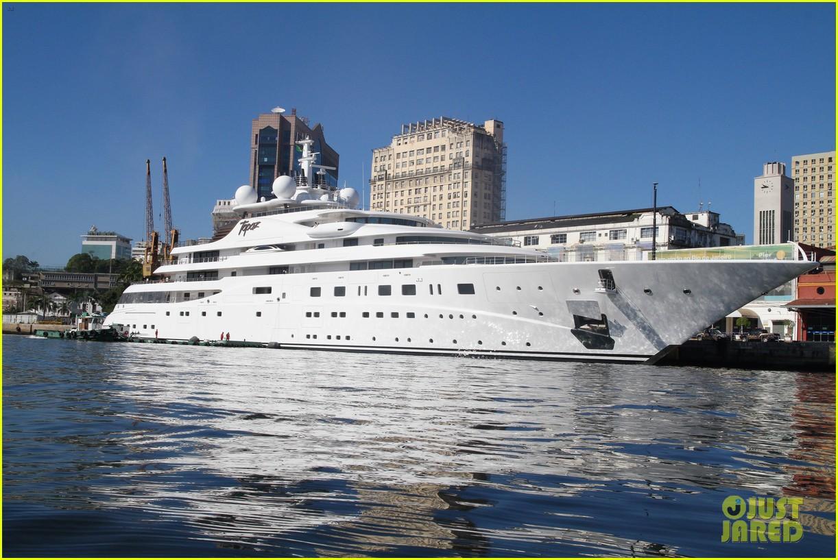 leonardo dicaprio luxury yacht world cup 20