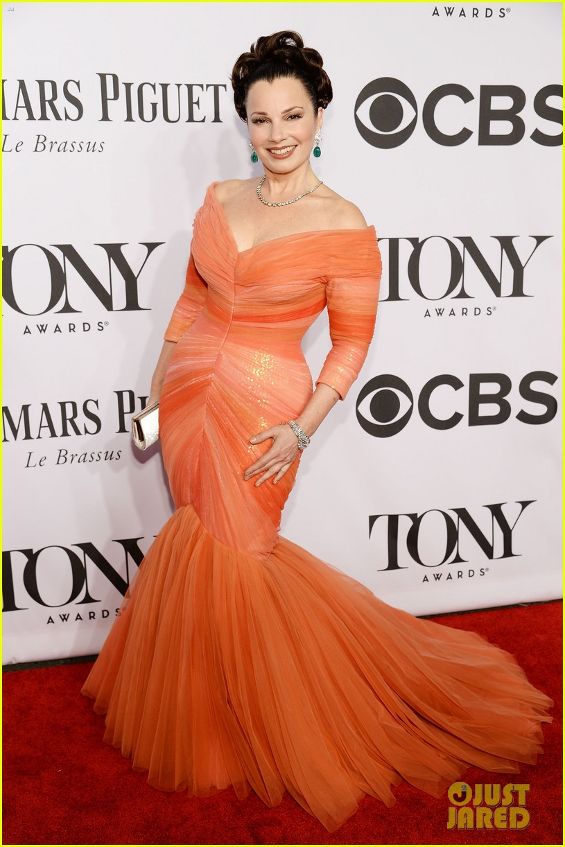 fran drescher tony awards 2014 053131193