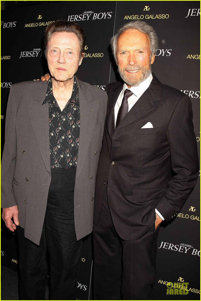 clint eastwood jersey boys cast nyc screening 023132189