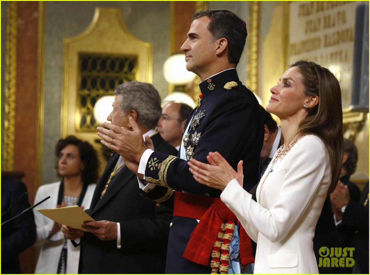 king felipe vi queen letizia of spain coronation 17
