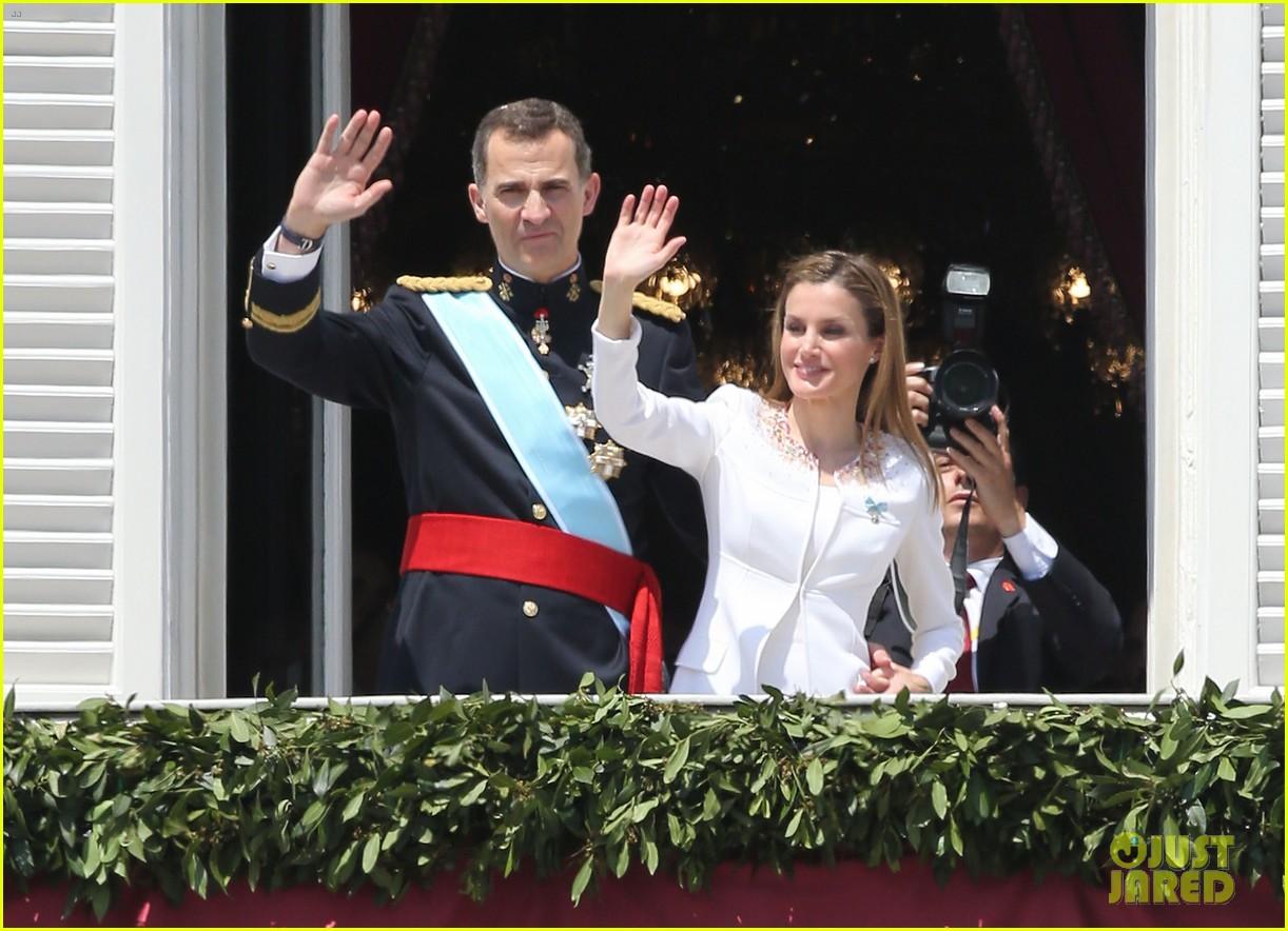 king felipe vi queen letizia of spain coronation 21