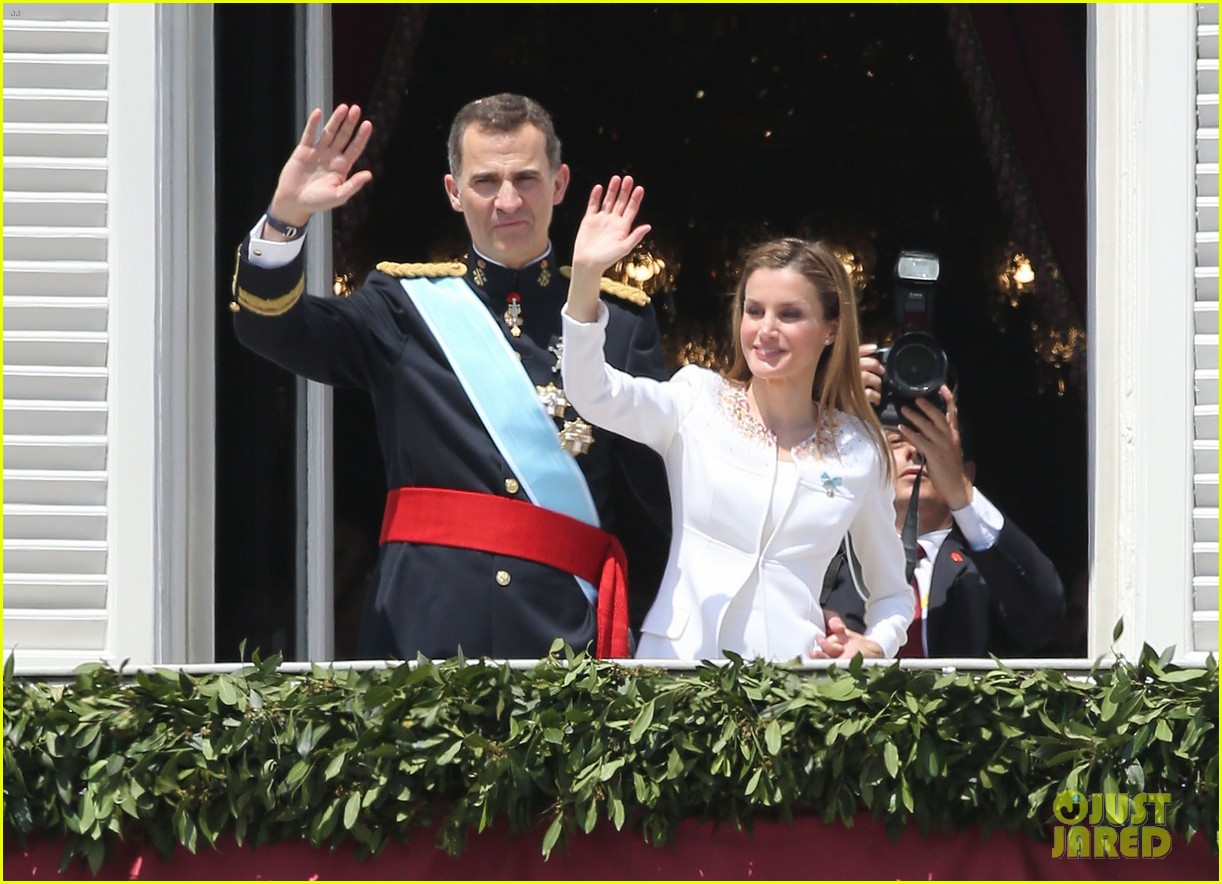 king felipe vi queen letizia of spain coronation 223138775