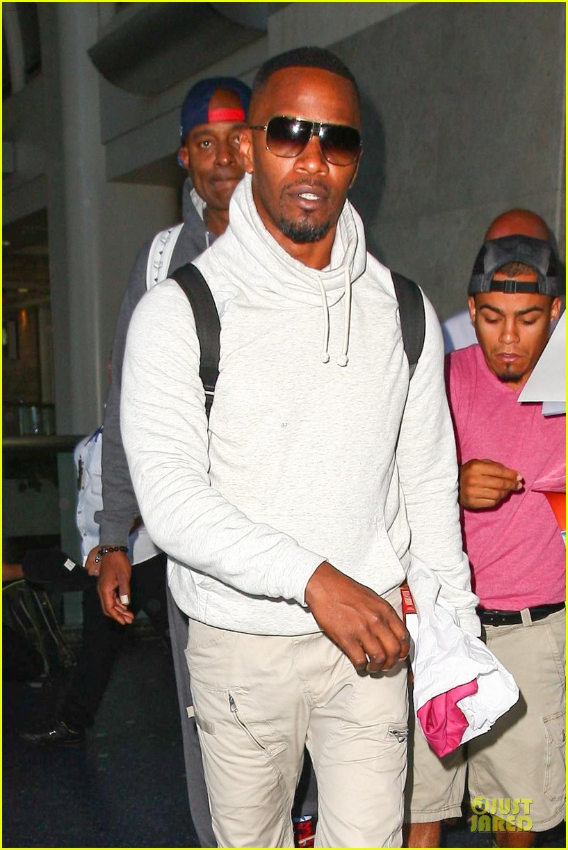 jamie foxx says beyonce brought all of miami to concert 063145461