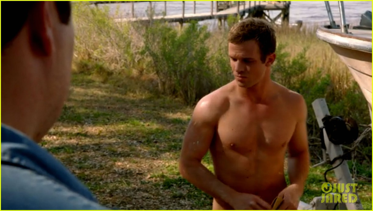 cam gigandet shirtless reckless series premiere 093146742