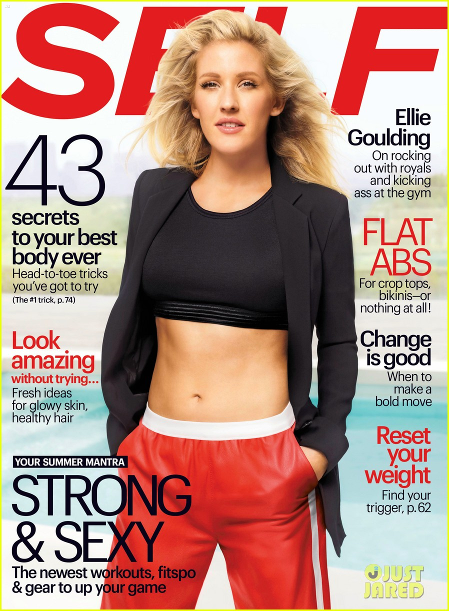 ellie goulding self magazine july 2014 02