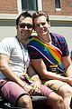 jonathan groff nyc gay pride parade coming out 01