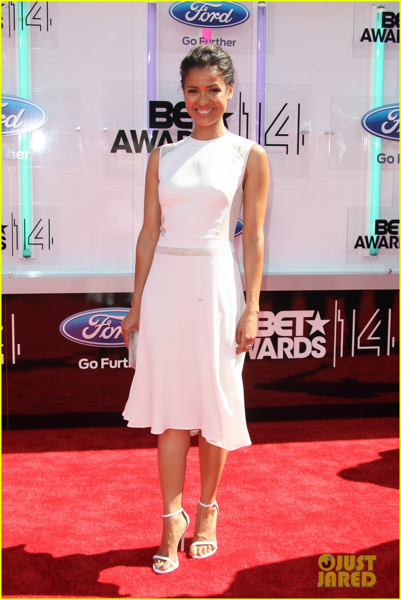 gugu mbatha raw nate parker bet awards 2014 063146296