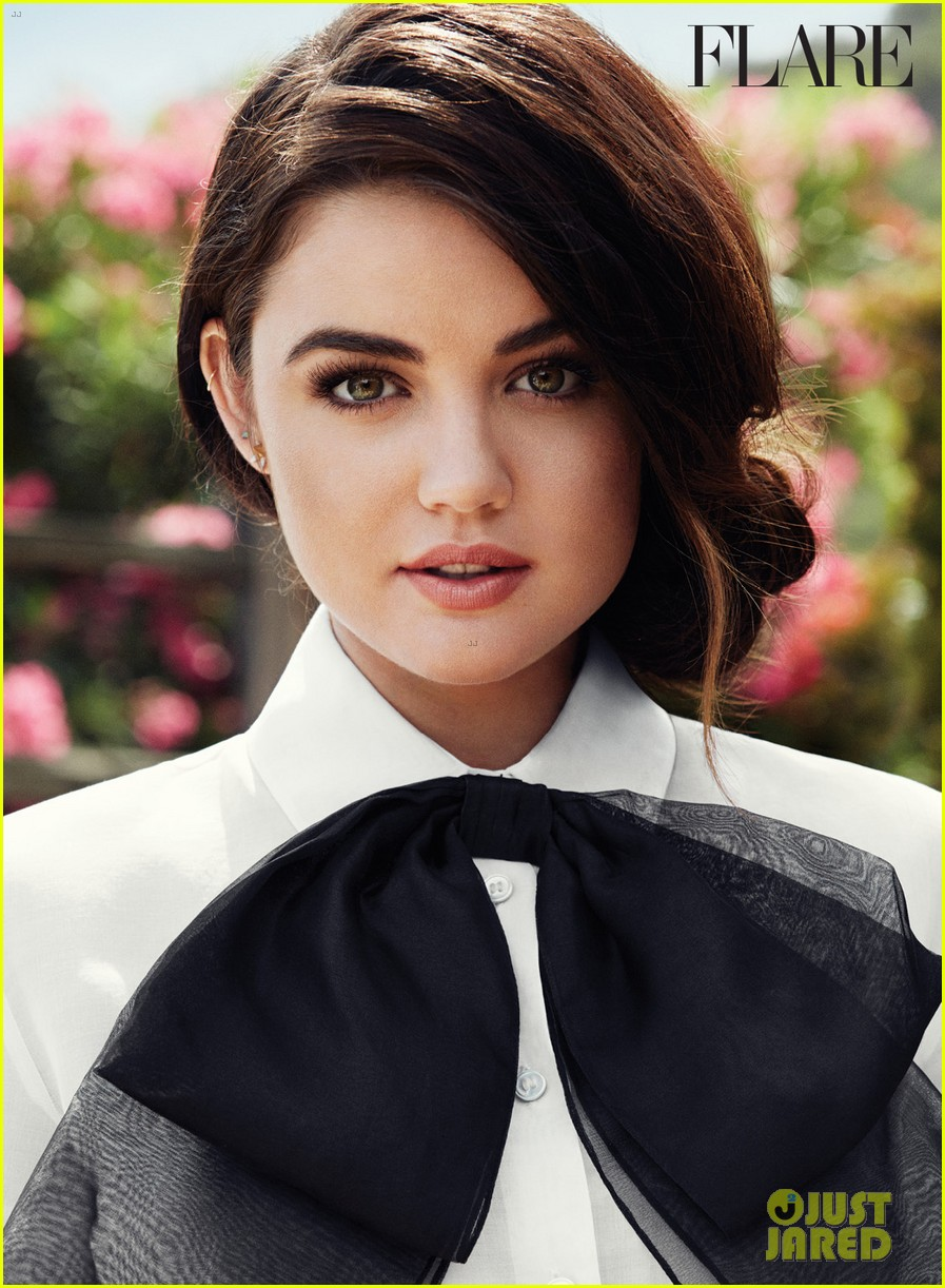 lucy hale flare magazine exclusive 02