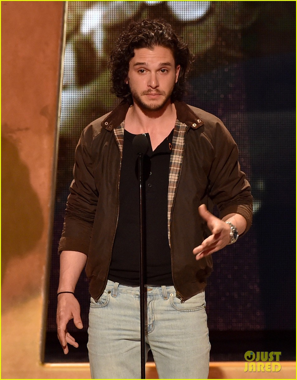 kit harington aaron paul guys choice awards 2014 093130895