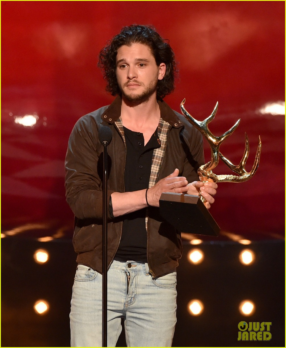 kit harington aaron paul guys choice awards 2014 103130896