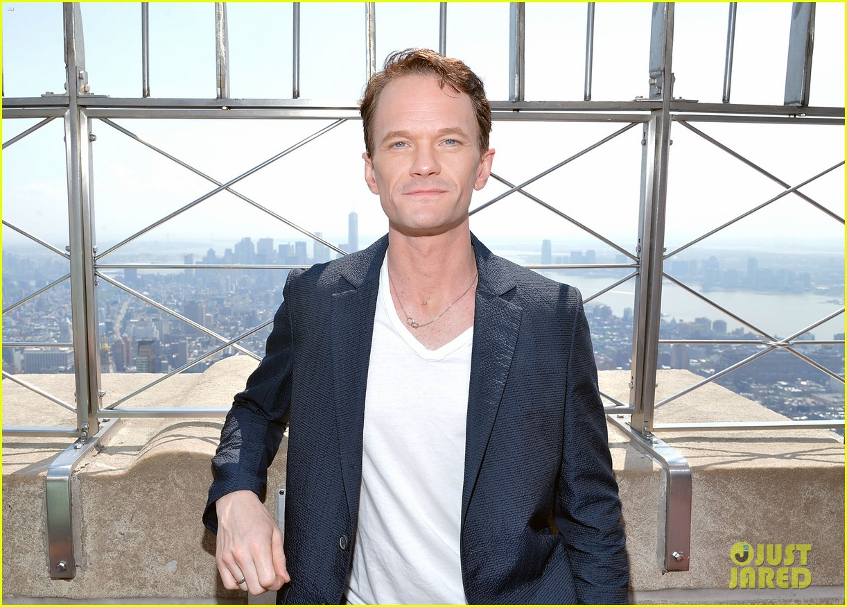 neil patrick harris joins tony award nominees at the empire state 033127923