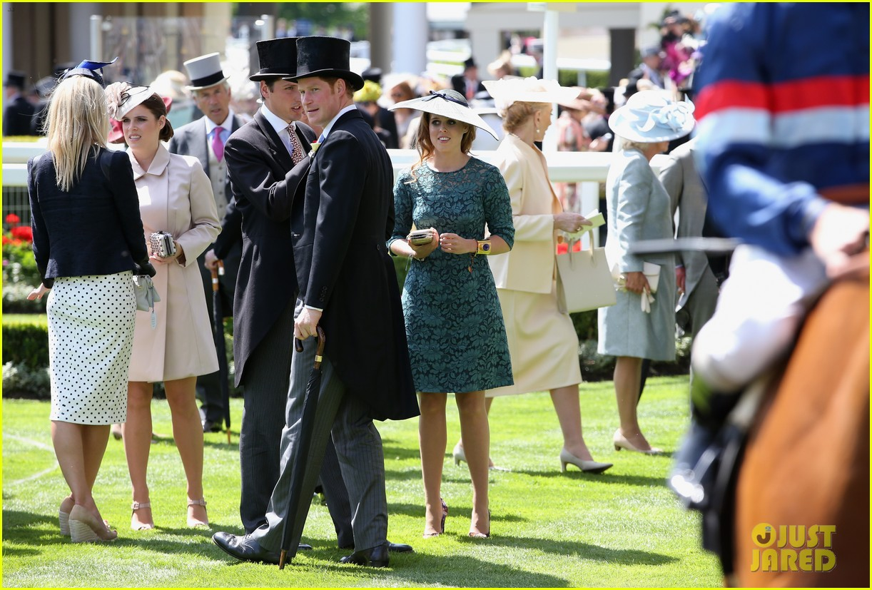 prince harry looks top notch top hat 19
