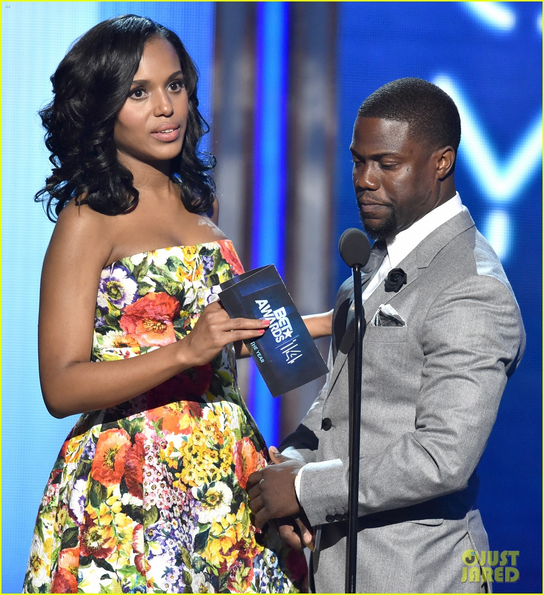 kevin hart bet awards 2014 02
