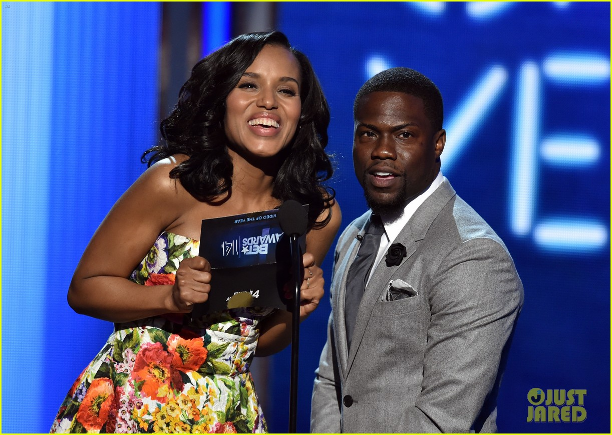 kevin hart bet awards 2014 08