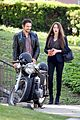 james franco wraps his arms around amber heard for motorcycle ride 07