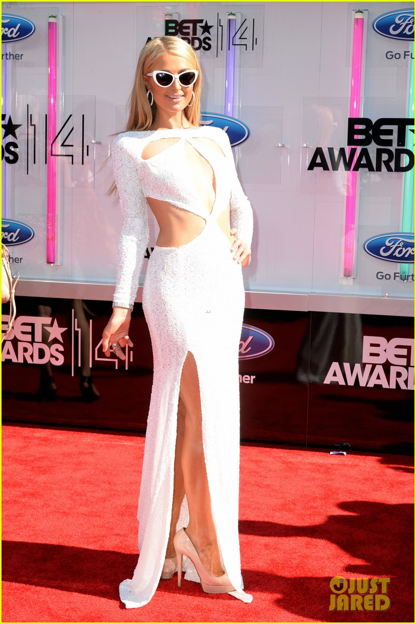 paris hilton bet awards 2014 103146313