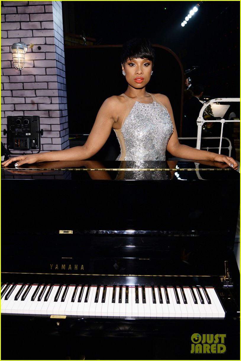 jennifer hudson performs song from finding neverland at tony awards 2014 06