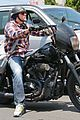 charlie hunnam sons of anarchy cast back filming sharing new pics 09