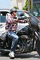 charlie hunnam sons of anarchy cast back filming sharing new pics 13