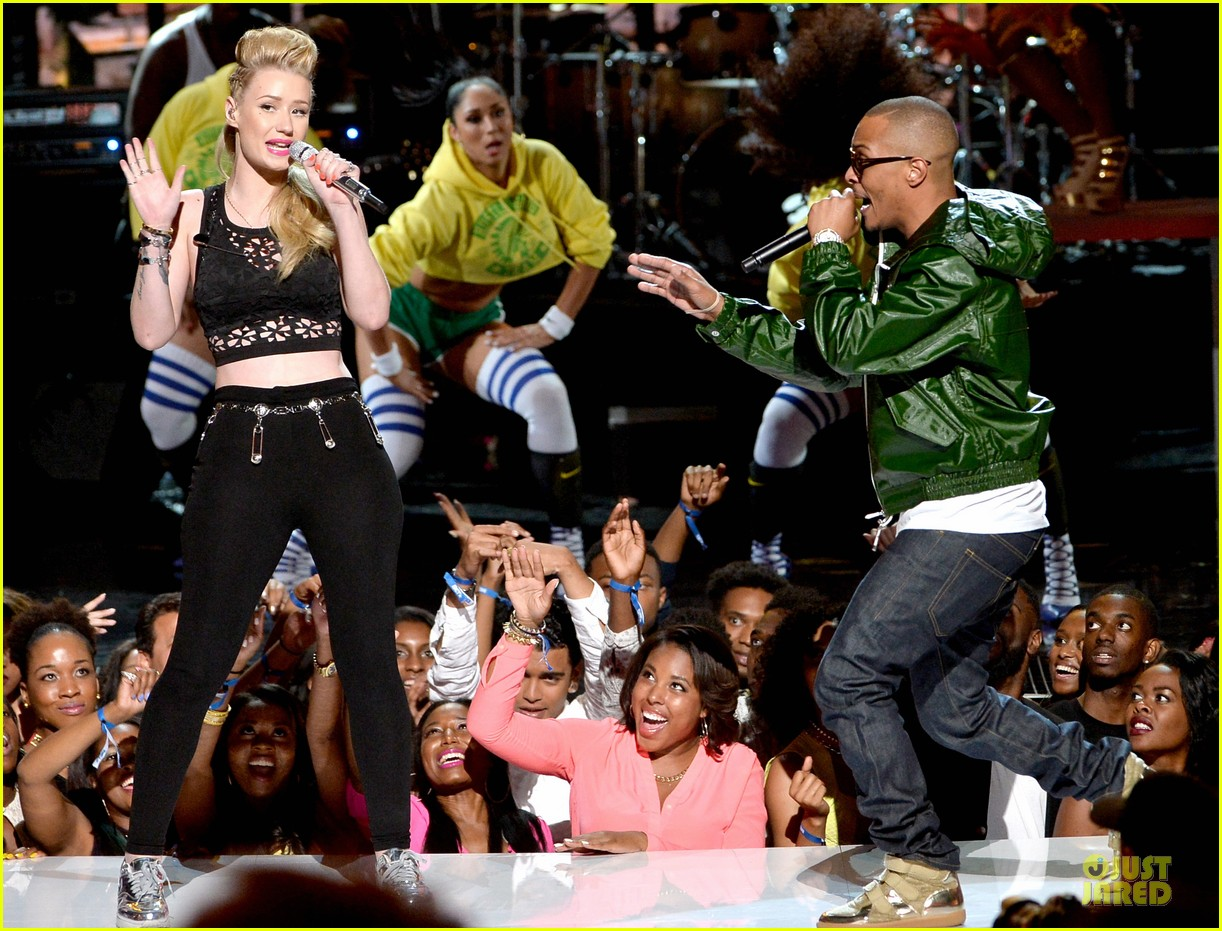 iggy azalea ti no medicare at bet awards 2014 09