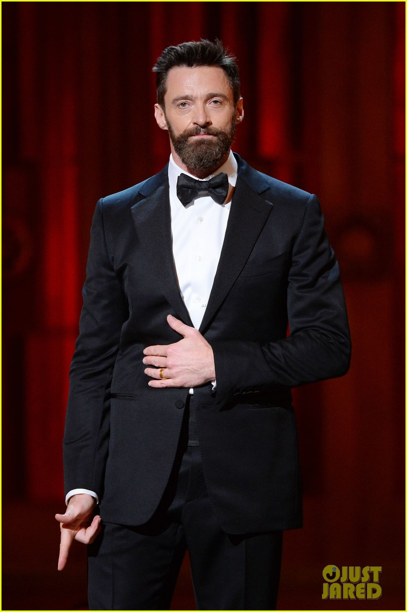 hugh jackman opening number tony awards 2014 05