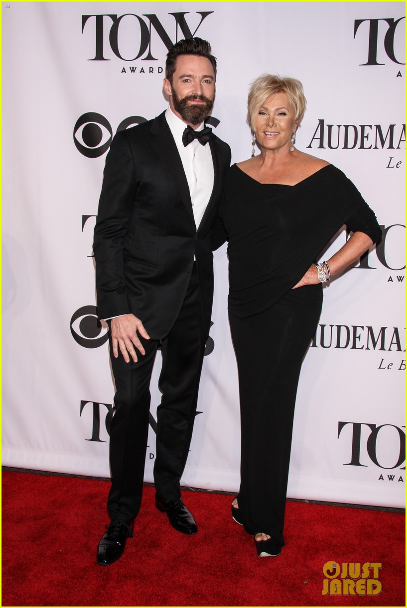 hugh jackman wife deborra lee furness tony awards 2014 11