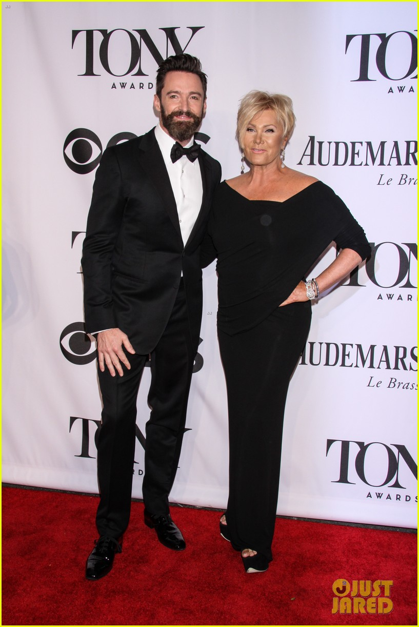 hugh jackman wife deborra lee furness tony awards 2014 13